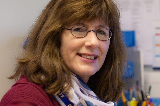 Mrs Sue Hawker